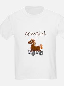 cowgirl.bmp T-Shirt