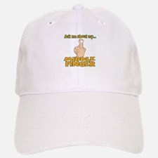 Funny Ask Me About My Middle Finger Baseball Baseball Cap