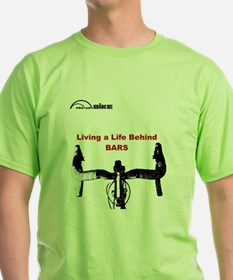 Cycling T Shirt - Life Behind Bars T-Shirt