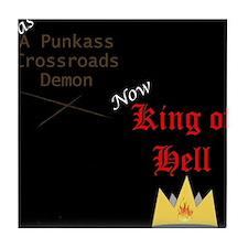 Was Punkass Crossroads Demon, Now King of Hell Til