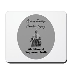 Sojourner Truth Mousepad
