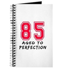 85 Year birthday designs Journal