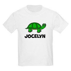 Jocelyn Turtle Gift Kids T-Shirt