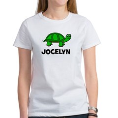 Jocelyn Turtle Gift Women's T-Shirt