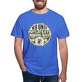 Military dogs Dark T-Shirt