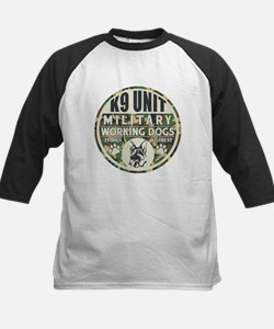 K9 Unit Military Working Dogs Tee