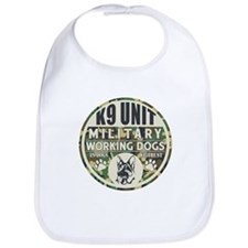 K9 Unit Military Working Dogs Bib