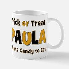 Paula Trick or Treat Mug