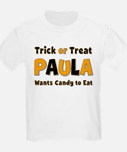 Paula Trick or Treat T-Shirt
