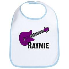 Raymie Guitar Gift Bib