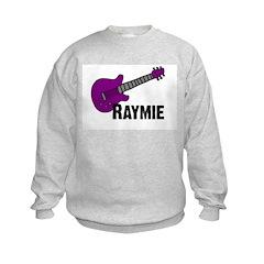 Raymie Guitar Gift Sweatshirt