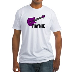 Raymie Guitar Gift Shirt