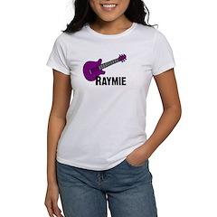 Raymie Guitar Gift Women's T-Shirt