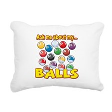 Funny Ask Me About My Balls Pool Billiards Humor R