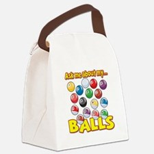 Funny Ask Me About My Balls Pool Billiards Humor C