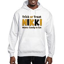 Nikki Trick or Treat Hoodie