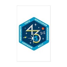 Expedition 43 Decal