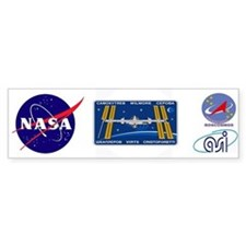 Expedition 42 Bumper Sticker
