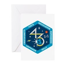 Expedition 43 Greeting Cards (Pk of 10)