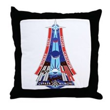 Expedition 41 Throw Pillow