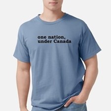 Cute Pledge of allegiance Mens Comfort Colors Shirt
