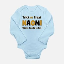 Naomi Trick or Treat Body Suit