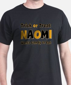 Naomi Trick or Treat T-Shirt