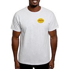 MAD Ash Grey T-Shirt