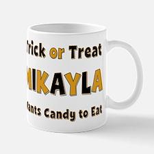 Mikayla Trick or Treat Mug