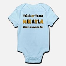 Mikayla Trick or Treat Body Suit