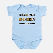 Michaela Trick or Treat Body Suit