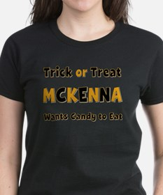 Mckenna Trick or Treat T-Shirt
