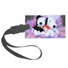 SNOOPY Luggage Tag