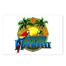 Hawaiian Sunset Postcards (Package of 8)