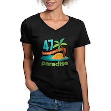 47th Anniversary Paradise Shirt