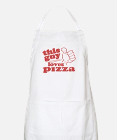This Guy Loves Pizza Apron