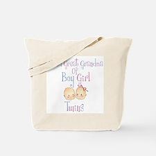 Proud Great Grandma BG Tote Bag