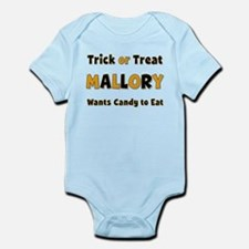 Mallory Trick or Treat Body Suit