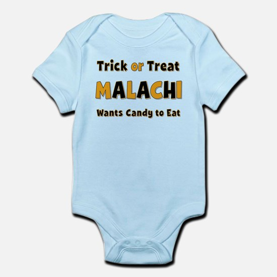 Malachi Trick or Treat Body Suit