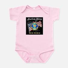 Navy - SOF - Seal Team 6 - American Heroes Infant