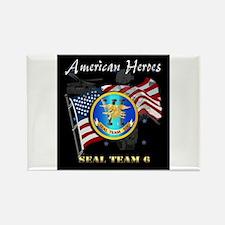 Navy - SOF - Seal Team 6 - American Heroes Rectang