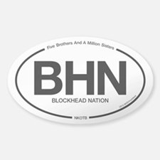 BlockHead Nation: NKOTB Decal