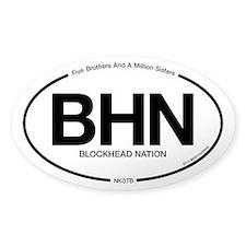BlockHead Nation: NKOTB Stickers