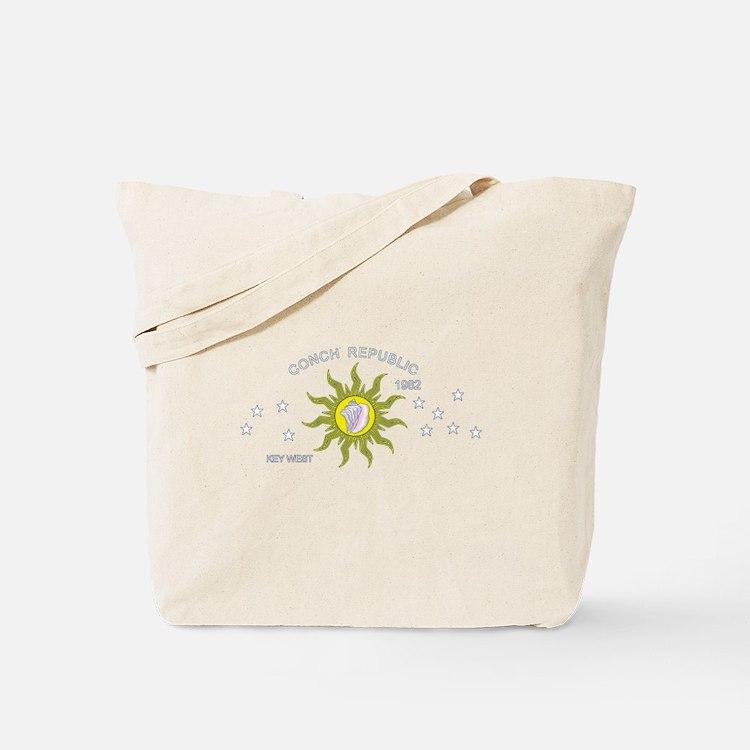 Key West Flag Tote Bag