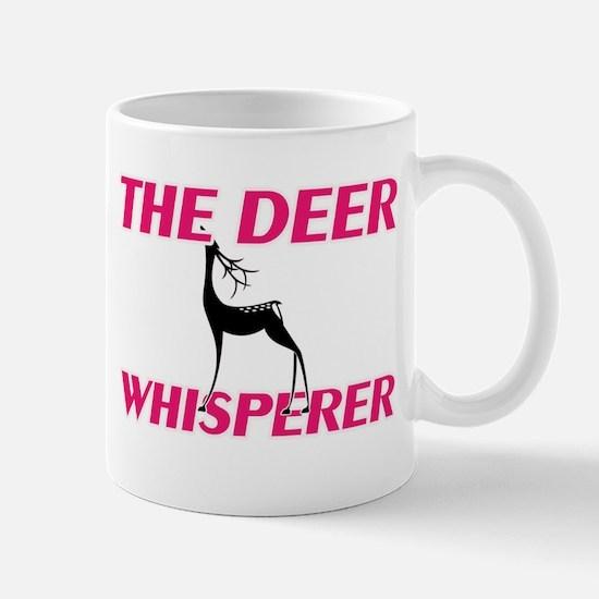 The Deer Whisperer Mugs