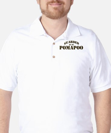 Pomapoo: Guarded by Golf Shirt
