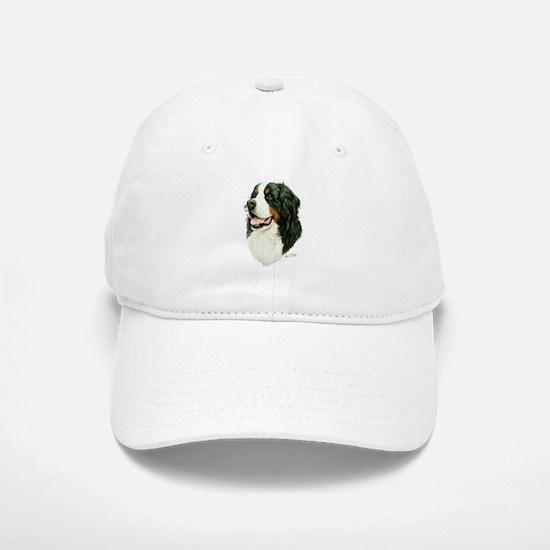 Bernese Mountain Dog Baseball Baseball Cap