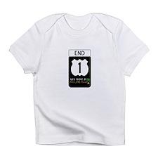 Highway 1 Key West Infant T-Shirt
