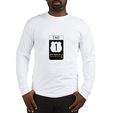 Highway 1 Key West Long Sleeve T-Shirt