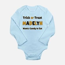 Madelyn Trick or Treat Body Suit